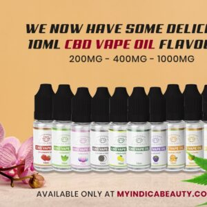 CBD Vape Oil 200/400/1000mg