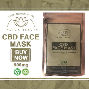 CBD Face Mask 900mg