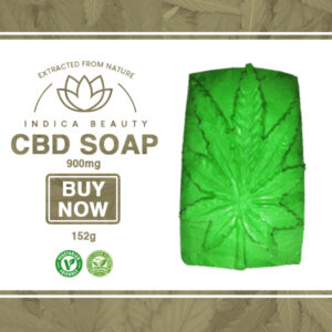 CBD Soap 900mg