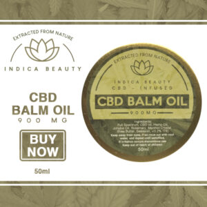 CBD Muscle Rub 900mg (30/50ml)