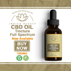 1500 Mg Full Spectrum CBD Oil Tincture 30ml