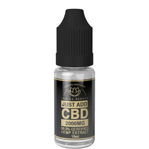 2000mg CBD Eliquid & Vape Oil Base Mix