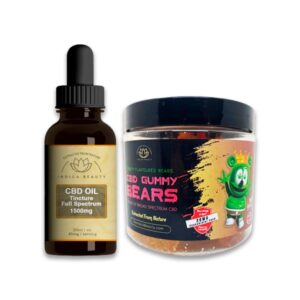 2000mg CBD Gummies & 1500mg CBD Oil Deal