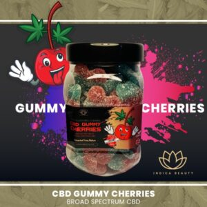 1600mg CBD Gummy Cherries (Large)